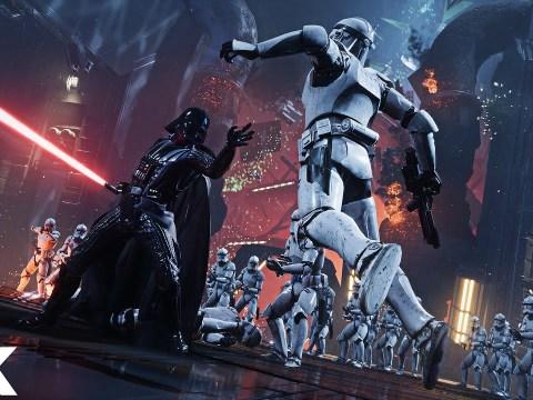 Darth Vader vs Unlimited Clone Troopers - Jedi: Fallen Order 4