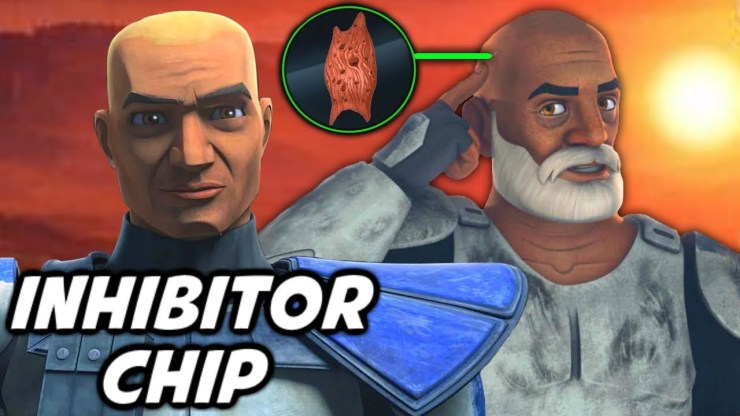 Dave Filoni Explains Captain Rex Plot Hole with Inhibitor Chip