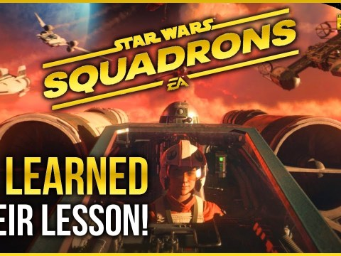 EA Gives Details On Star Wars Squadrons | No Microtransactions 4