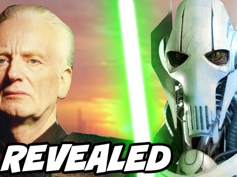 How Grievous Captured Palpatine in Revenge of the Sith 3