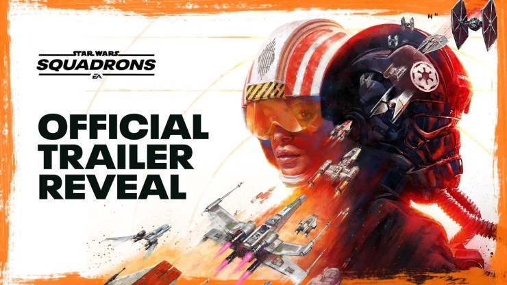 Star Wars: Squadrons First trailer and release date