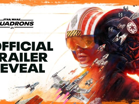 Star Wars: Squadrons First trailer and release date 1