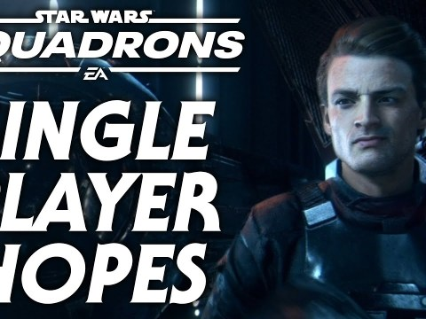 Star Wars: Squadrons - Hopes for the Single Player Campaign 1