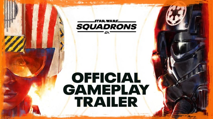 Star Wars: Squadrons – Official Gameplay Trailer 1