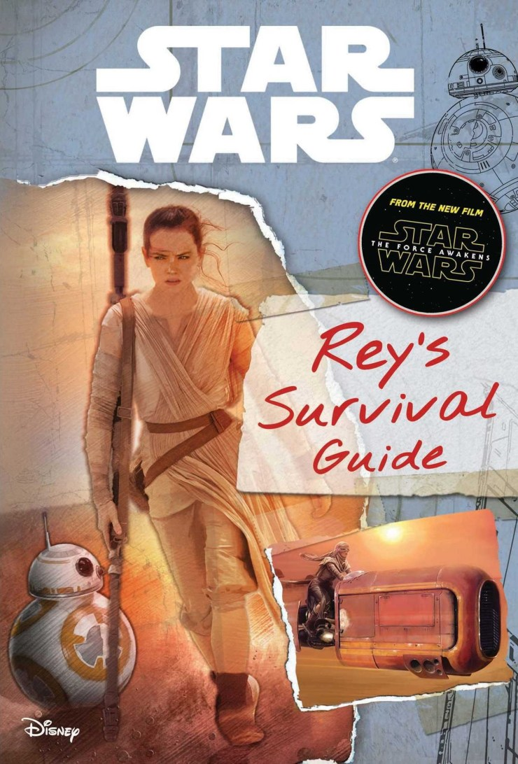 Star Wars – Rey's Survival Guide