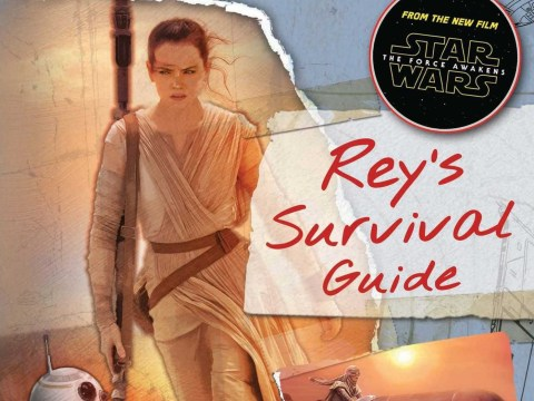 Star Wars – Rey's Survival Guide