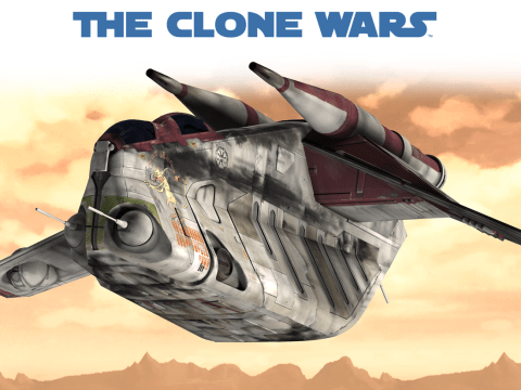 The Clone Wars: Hunting the Hunters