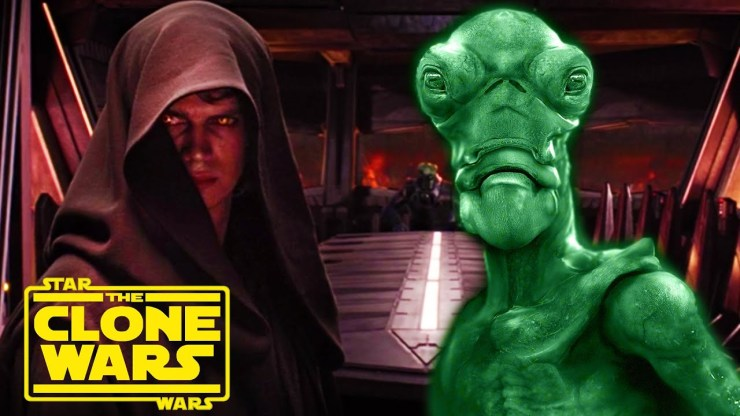 How This Separatist Leader Escaped Anakin's Slaughter in Ep.III 1