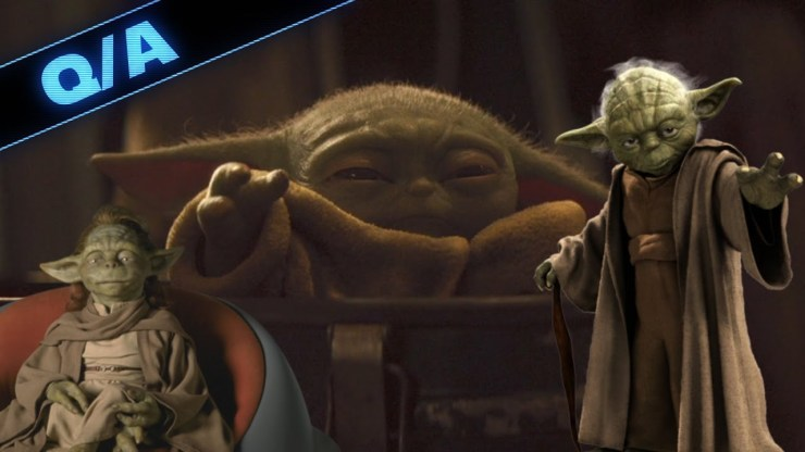 Is Every Member of Yoda's Species Force Sensitive? 1