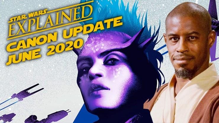 June 2020 Star Wars Canon Update 1