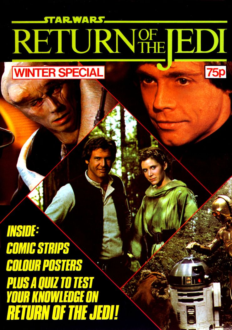 Return of the Jedi Winter Special