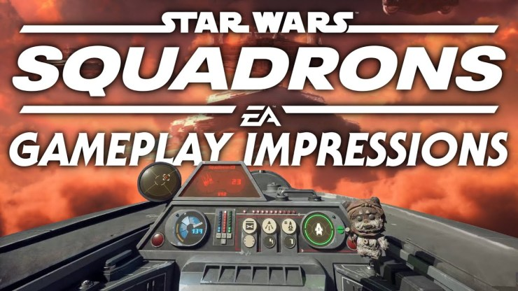 Star Wars: Squadrons Gameplay Impressions 1