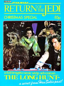 Return of the Jedi Christmas Special