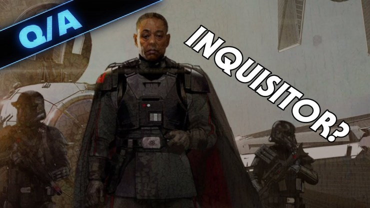 Was Moff Gideon an Imperial Inquisitor - Star Wars Explained 1