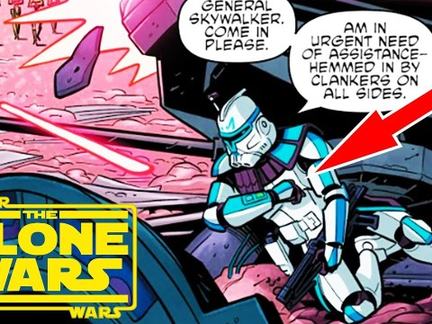 When Captain Rex Was Allowed to Wear His Arc Trooper Armor 1