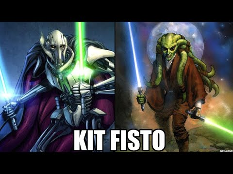 Why Kit Fisto Was Able to Defeat General Grievous So Easily 8