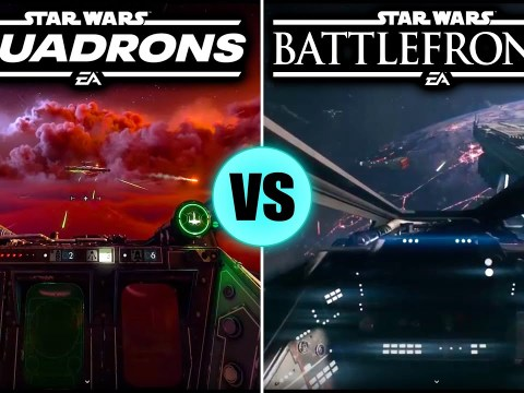 Why Squadrons is WAY BETTER than Star Fighter Assault 7