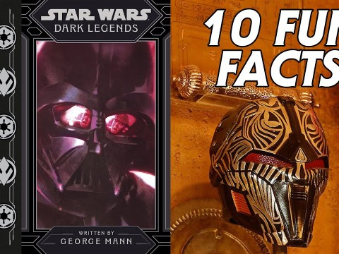 10 Fun Facts, Easter Eggs from Star Wars: Dark Legends 6