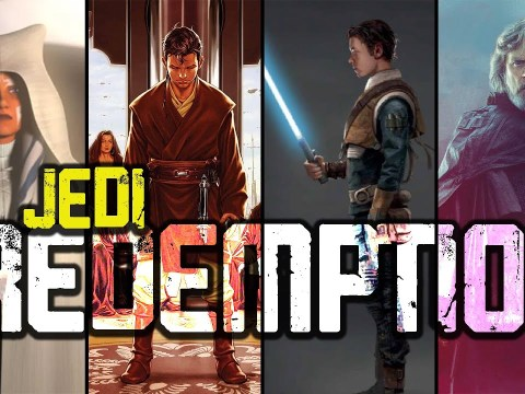 4 JEDI Who Redeemed the Sins of the ORDER 7