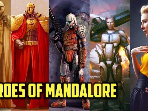 5 Significant Figures in Mandalorian History 6
