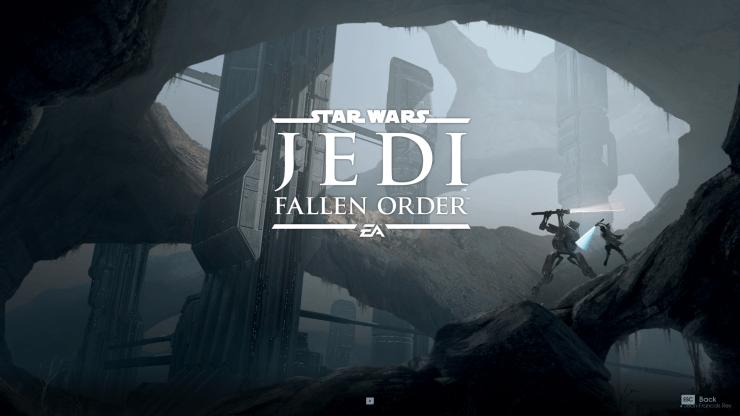 Star Wars Jedi Fallen Order Digital Artbook