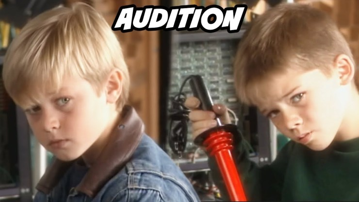 Anakin Skywalker Audition Tapes 1