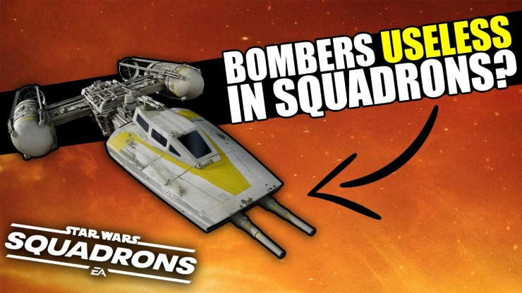 Are Bombers USELESS in Star Wars Squadrons? 1