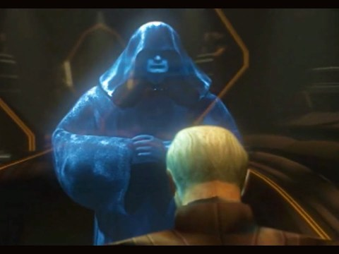 Darth Sidious Contacts Count Dooku about the Clone Army 3