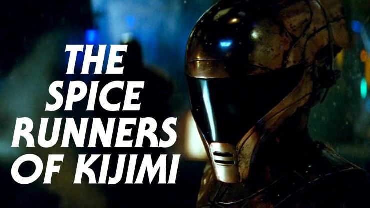 Everything We Know About the Spice Runners of Kijimi 1