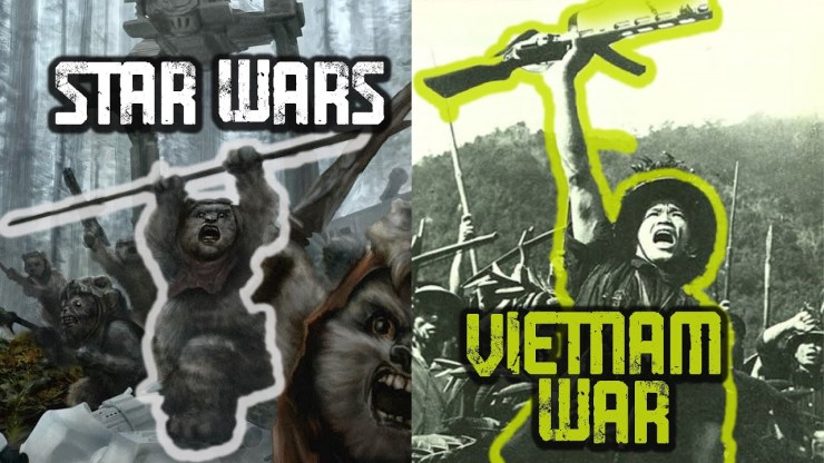 How Star Wars Parallels the First Indochina War 1