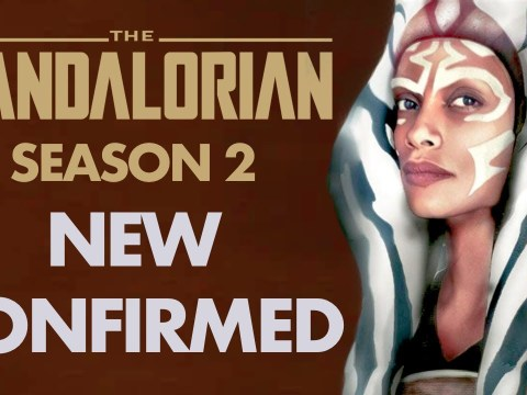 New Confirmed Characters for The Mandalorian Season 2 2