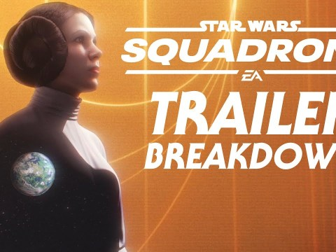 Star Wars: Squadrons - Gamescom Trailer Breakdown 4