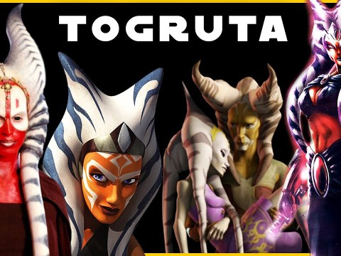 Togruta (Ahsoka & Shaak Ti) Species | Complete Breakdown 2