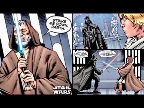 How Darth Vader Discovered Why Obi-Wan Sacrificed Himself 4