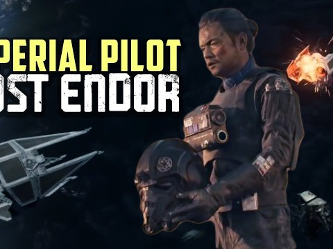 How Life Changed for Imperial Pilots After Palpatine Died 8