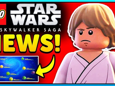LEGO Star Wars The Skywalker Saga NEWS ! 3