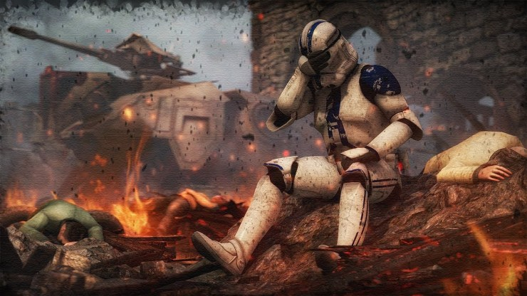Reasons Why the Republic Fell Before the Battle of Coruscant 1