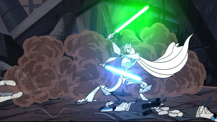 The Clone Wars (2003) - HD Remaster Project 1