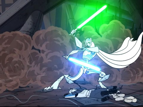 The Clone Wars (2003) - HD Remaster Project 9