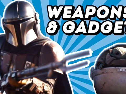The Mandalorian's Full Arsenal Explained: All Weapons! 5