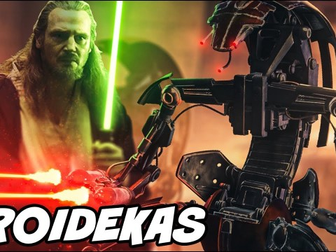 Top Facts About Droidekas - Star Wars Explained 2