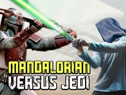 Will The Mandalorian Fight a Jedi? Can He Win? 2