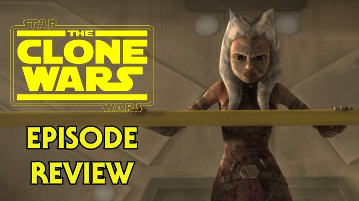 Wookiee Hunt Episode Review and Analysis - The Clone Wars 1