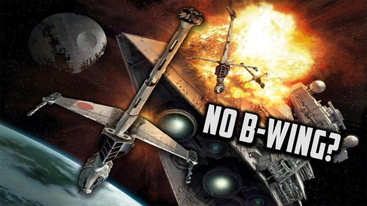 5 Starfighters That Should Be in Star Wars Squadrons