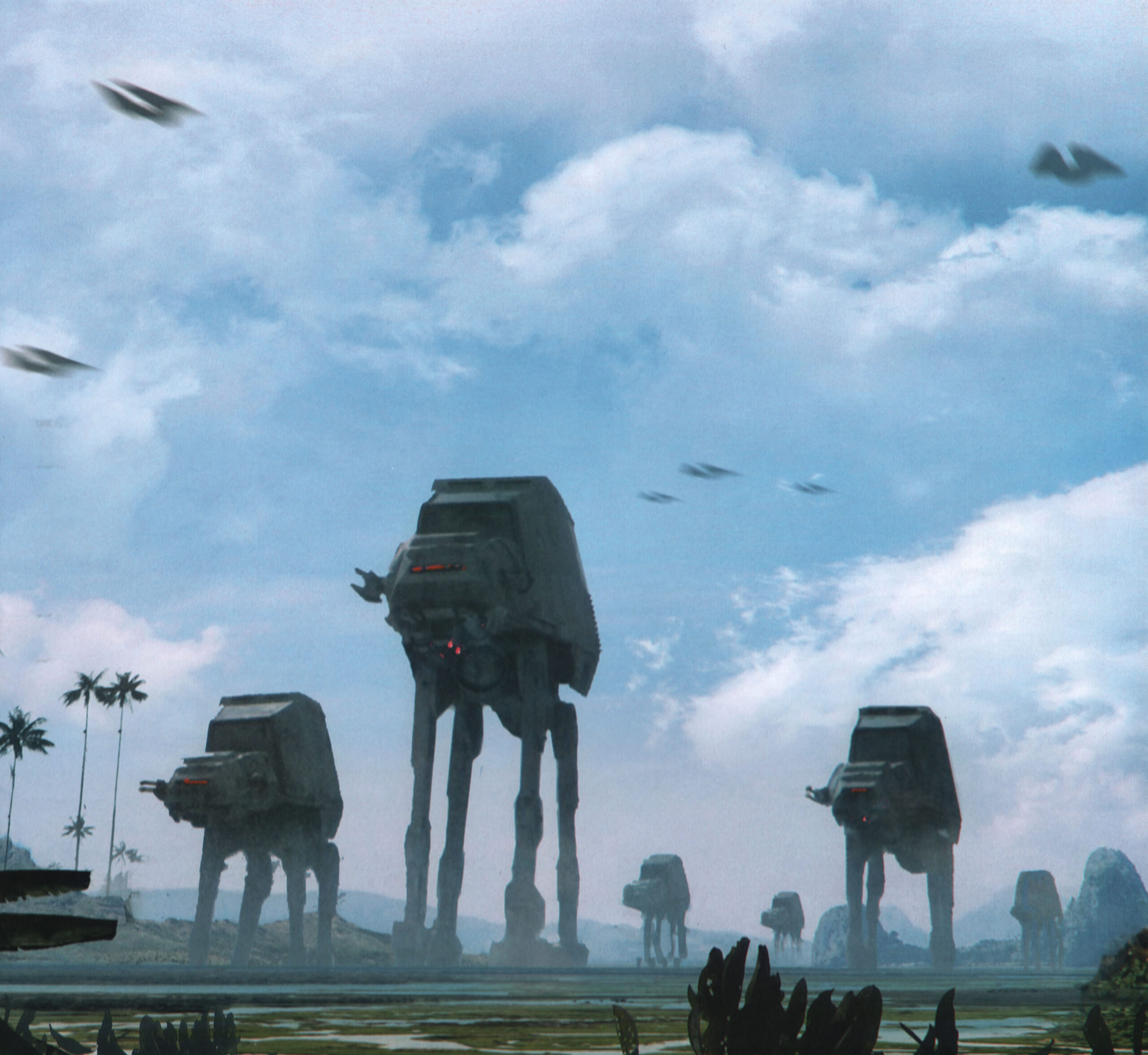 The Art of Rogue One – A Star Wars Story