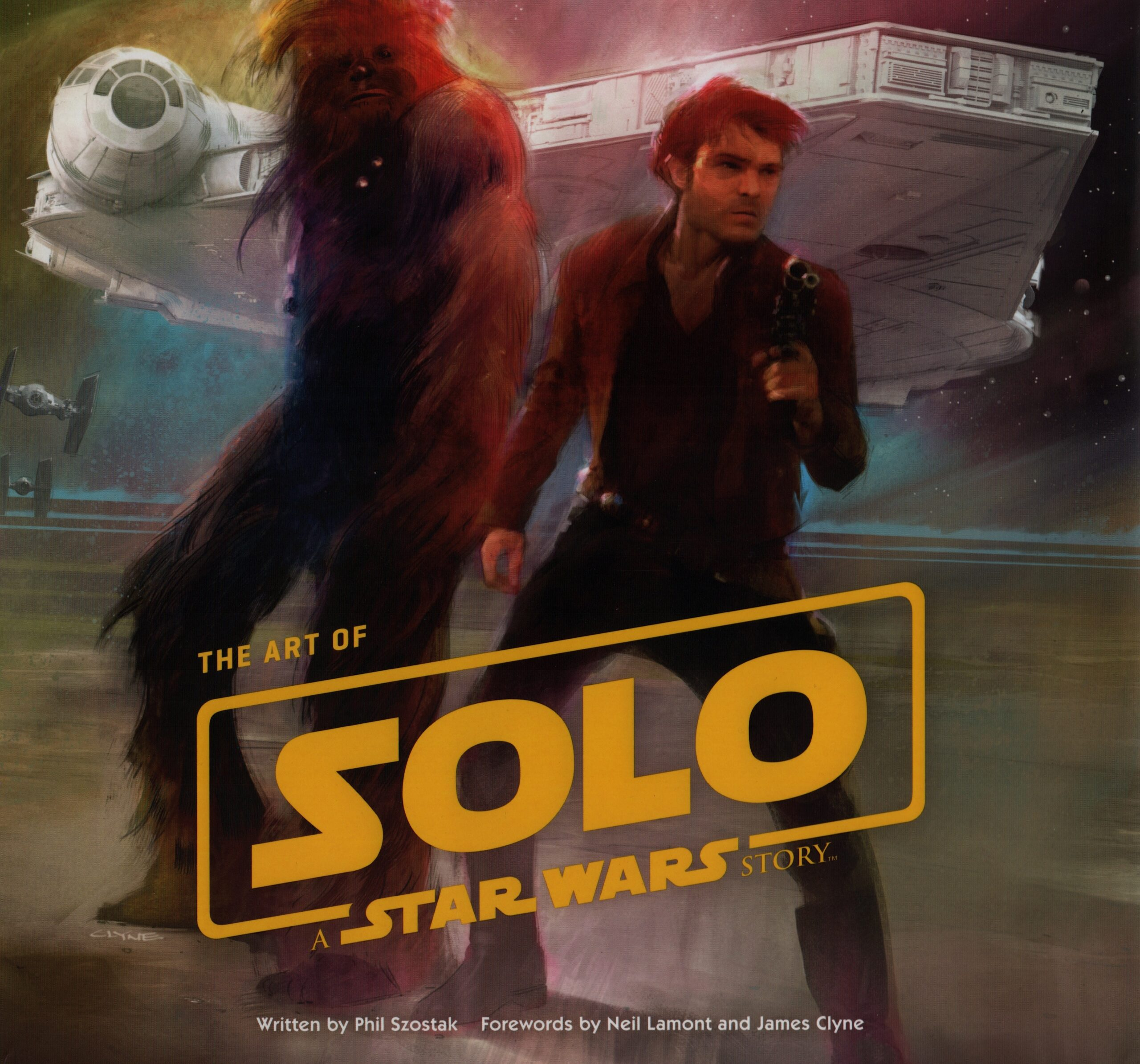 The Art of Solo – A Star Wars Story (2018) 2