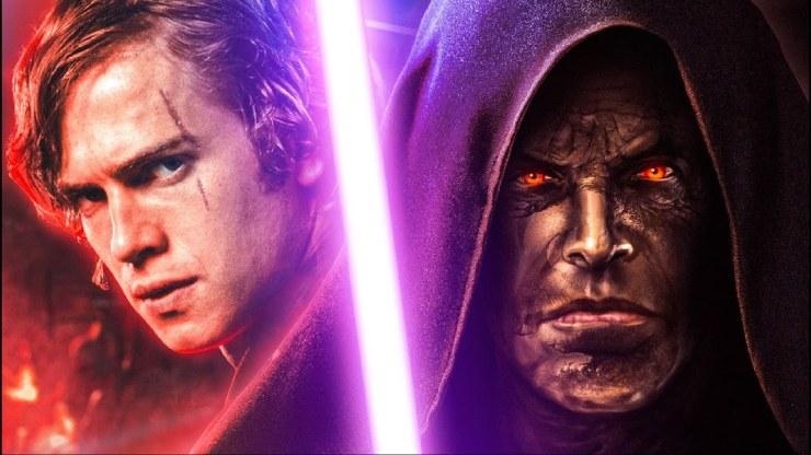 Darth Bane Explains The Sith Chosen One (Anakin?)