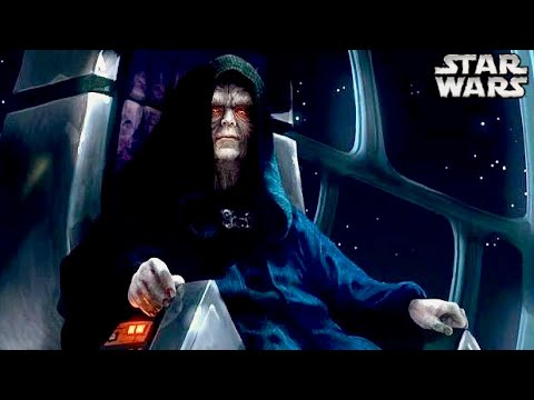 Darth Sidious Thoughts if the Galaxy Discovered he was a Sith