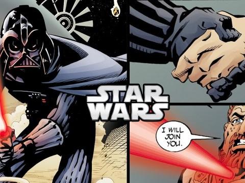 Darth Vader Turns an Order 66 Jedi to the Dark Side 5