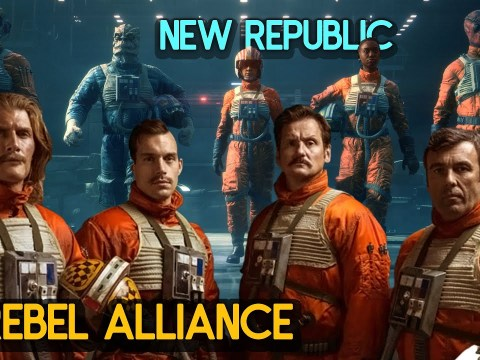 Evolution of Rebel Alliance Starfighter Corps
